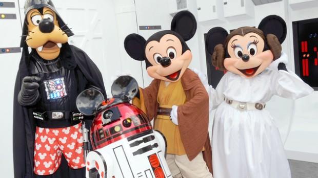 Com a Disney a frente pode ser que agora o trem vai!
