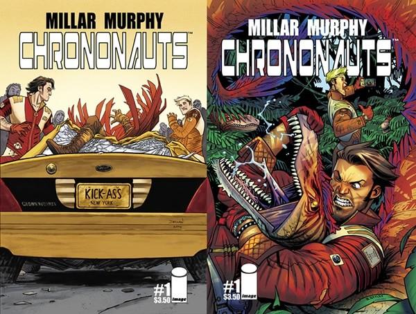 Capa Chrononauts!