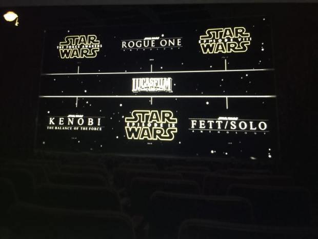 Calendário de Star Wars